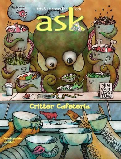 Read the latest issue of Ask