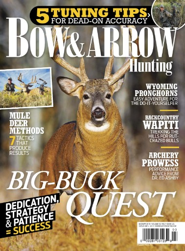 Read the latest issue of Bow & Arrow Hunting