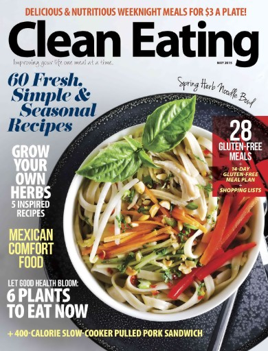 Read the latest issue of Clean Eating