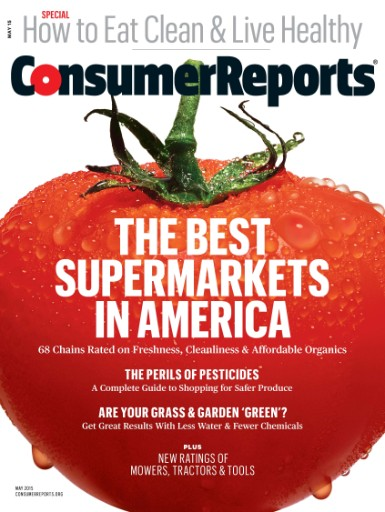 Read the latest issue of Consumer Reports