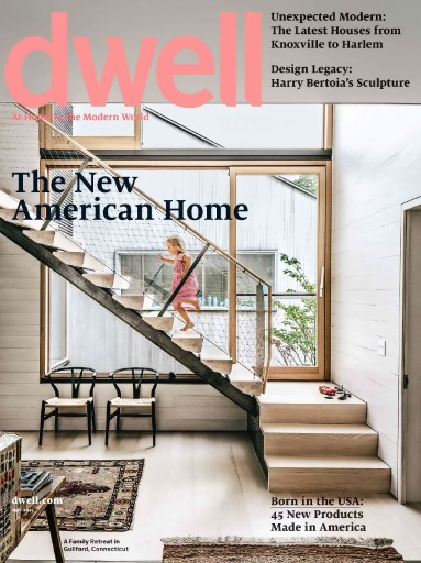 Read the latest issue of Dwell