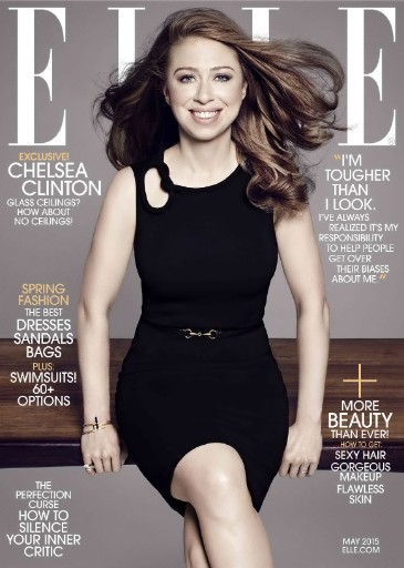 Read the latest issue of Elle