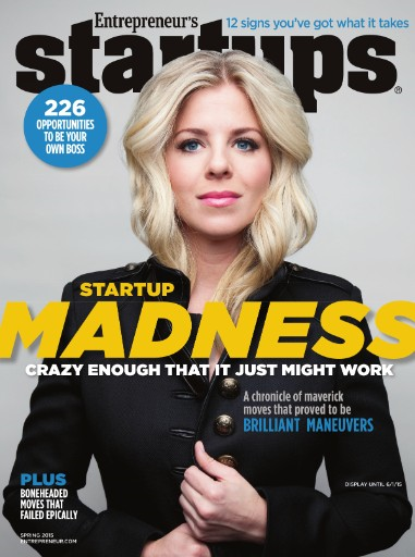 Read the latest issue of Entrepreneurs Start Ups