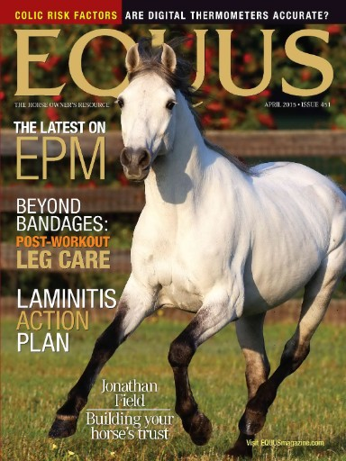 Read the latest issue of Equus