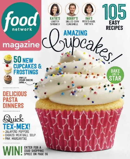 Read the latest issue of Food Network Magazine