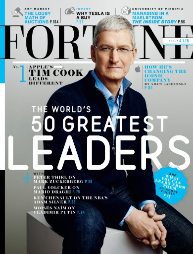 Read the latest issue of Fortune