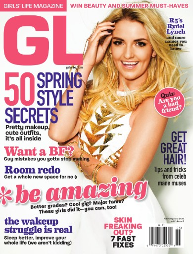 Read the latest issue of Girls' Life