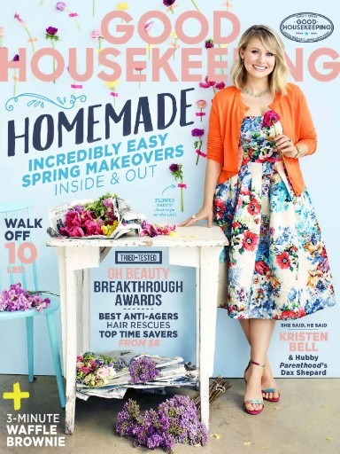 Read the latest issue of Good Housekeeping