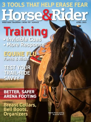 Read the latest issue of Horse & Rider