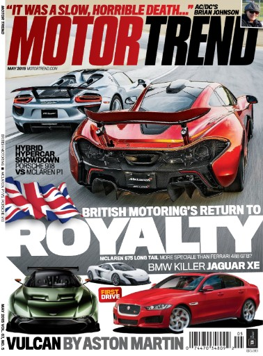 Read the latest issue of Motor Trend