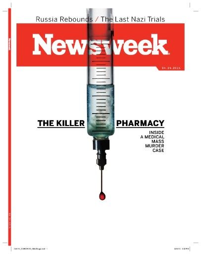 Read the latest issue of Newsweek Global