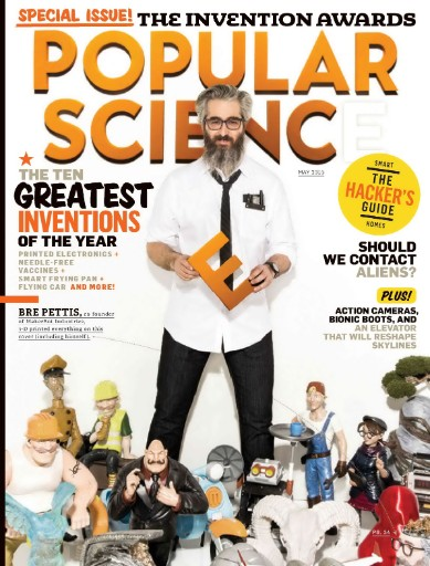 Read the latest issue of Popular Science