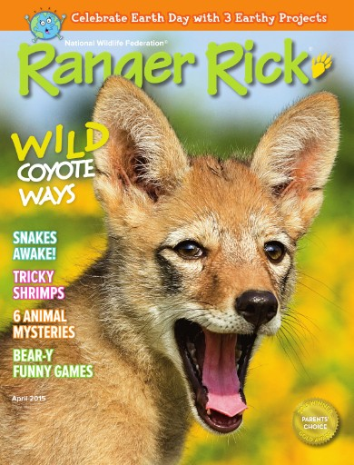Read the latest issue of Ranger Rick