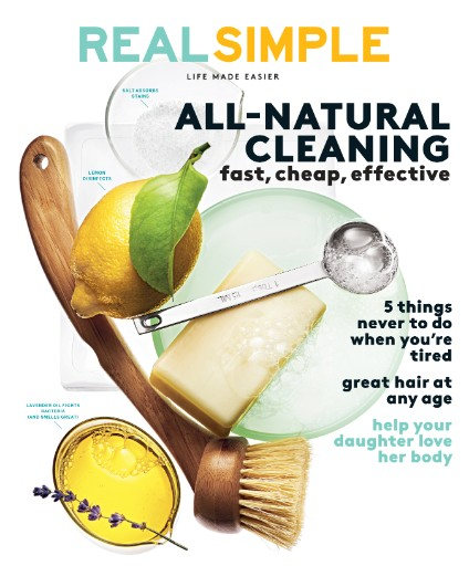 Read the latest issue of Real Simple