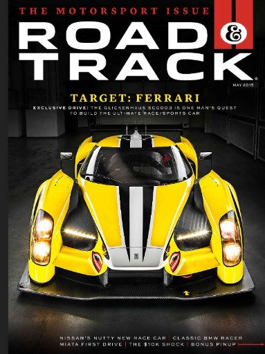 Read the latest issue of Road & Track