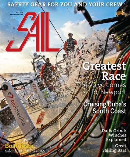 Read the latest issue of Sail