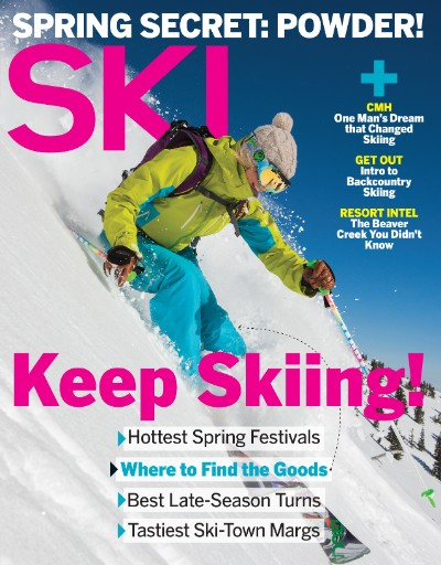 Read the latest issue of Ski