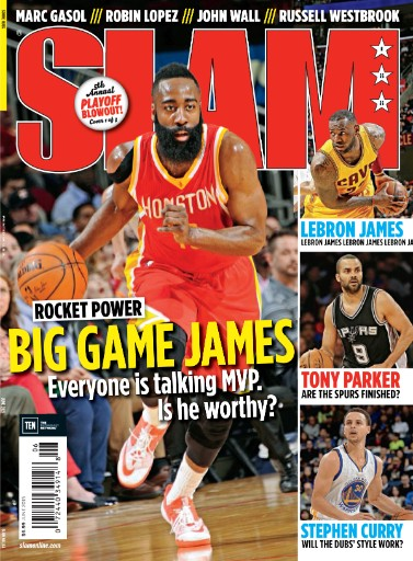 Read the latest issue of Slam
