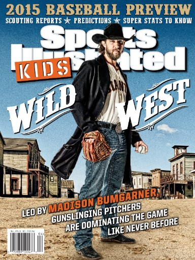 Read the latest issue of Sports Illustrated Kids
