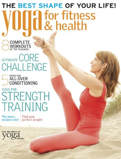 Read the latest issue of Yoga Journal