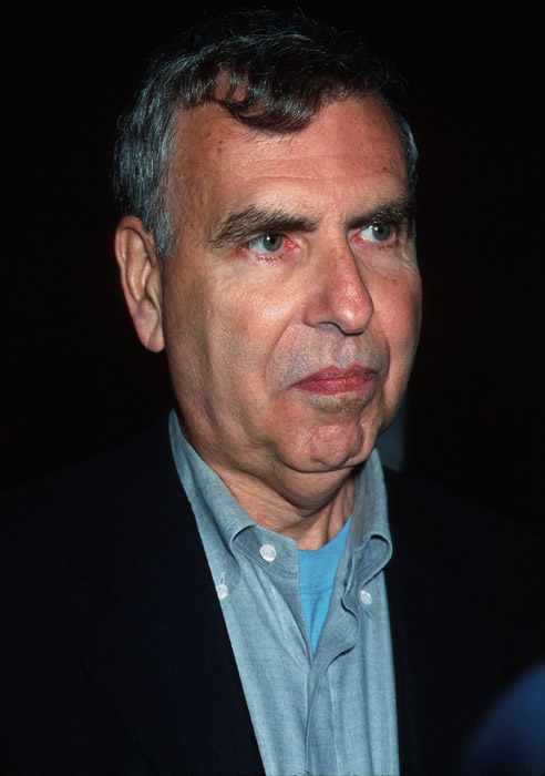 Gerald M. Levin, CEO of AOL Time Warner, attends the Salomon Smith Barney/Broadcasting and Cable Magazine Big Picture Conference April 3, 2001 in New York City. (Photo by Robin Platzer/Liaison)