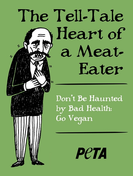 People for the Ethical Treatment of Animals is offering to help keep Baltimore, Maryland's city-owned Edgar Allan Poe House open, provided the group is allowed to display an ad promoting a vegan diet. (Baltimore Sun/MCT)