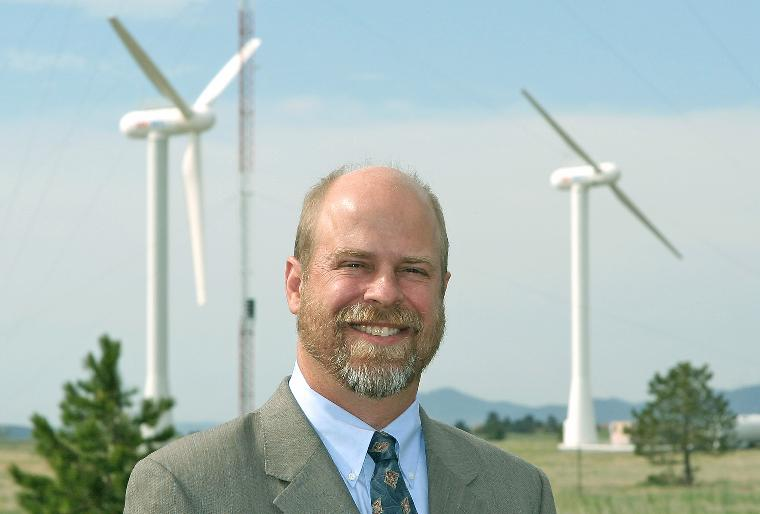NREL names new Wind Director in Golden, Colorado: The National Renewable Energy Labs (NREL) have named Dr. Fort F. Felker, pictured in an undated handout image, the new director of the National Wind Technology Center at the U.S. Department of Energy (DOE) in Golden, Colorado starting May 18, 2009.  Dr. Felker is the co-founder of the Winglet Technology LLC, and is the former director of engineering analysis and test at Kenetech Windpower.   (UPI Photo/Stacey Burge/NREL/Handout)