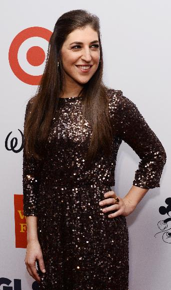 GLSEN Respect Awards held in Beverly Hills, California: Actress Mayim Bialik arrives for the 9th annual GLSEN Respect Awards at the Beverly Hills Hotel in Beverly Hills, California on October 18, 2013. The awards presented honor leaders in the struggle against bullying in schools.  UPI/Jim Ruymen