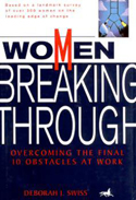 Women Breaking Through
