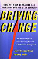Driving Change
