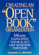 Creating an Open Book Organization