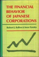 The Financial Behavior of Japanese Corporations