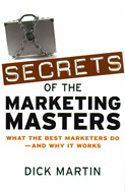Secrets of the Marketing Masters