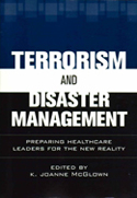Terrorism and Disaster Management