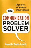 The Communication Problem Solver