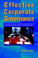 Effective Corporate Governance