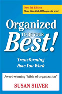 Organized To Be Your Best!