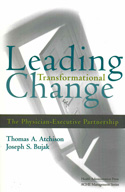 Leading Transformational Change