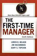 The First-Time Manager, Sixth Edition