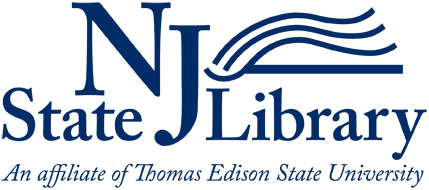 NJ state library logo