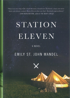 Station Eleven - Cover Art